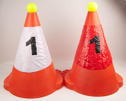 Cone balls 1