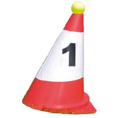 Ideal FEI Squashy Driving Cones-688