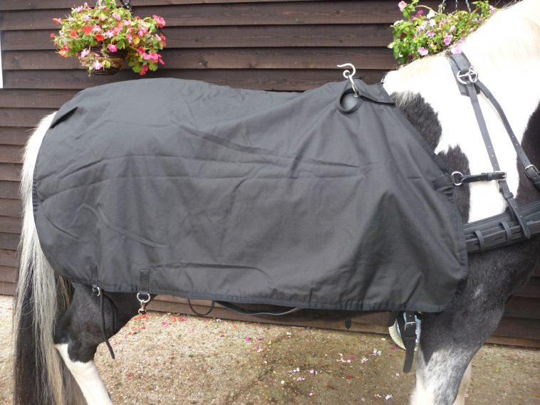 Waterproof Fleece Lined Driving Rugs-846