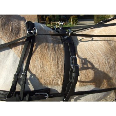 Hartland Pleasure Harness - Single-815