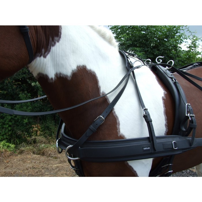 Hartland Hi-Tech Harness - Single-789