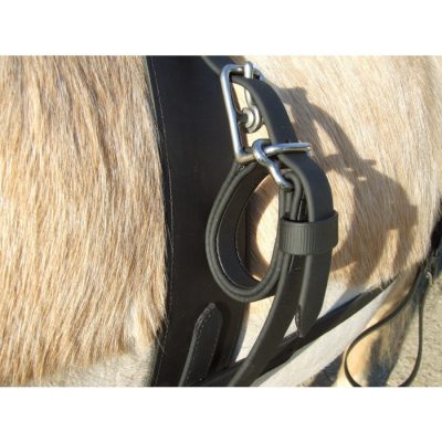 Hartland Pleasure Harness - Single-811