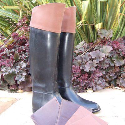 Boot tops