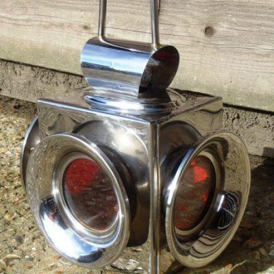 Rear Dray Lamp