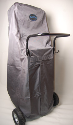 Harness trolley cover