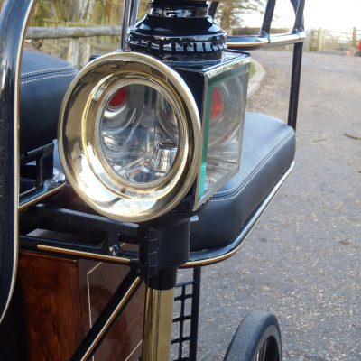 Brass oval front 2