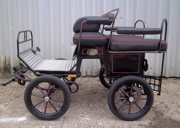 Small Carriages For Ponies & Shetlands Archives » Hartland Carriages