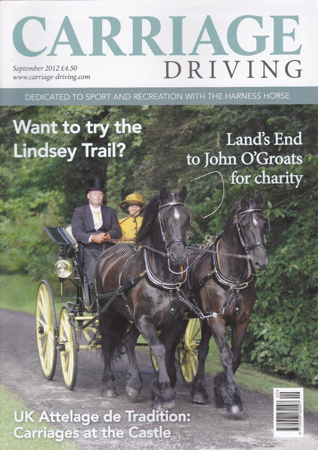 r hand carriage driving front page